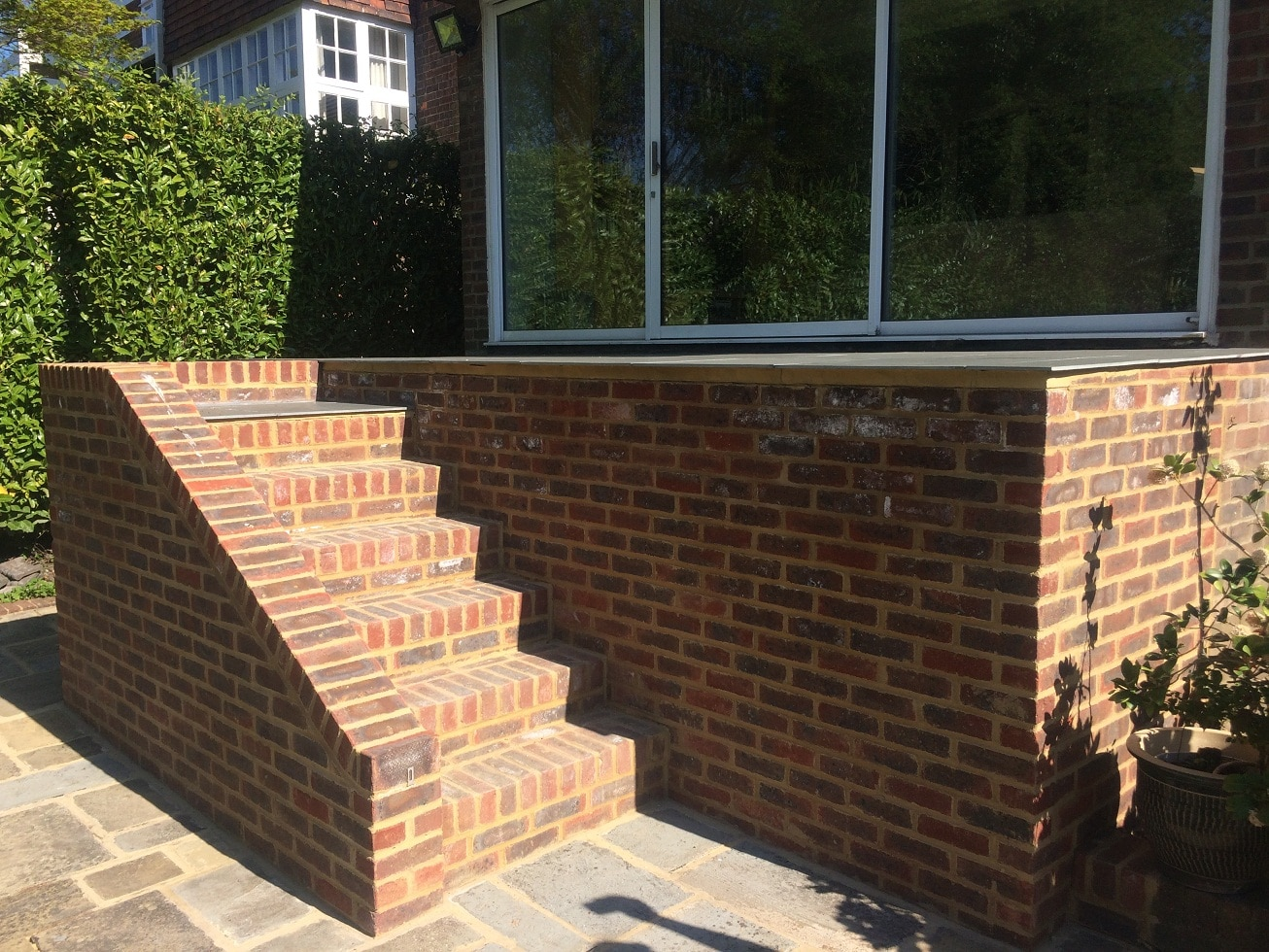 Brick Materials   Brick, Stone or Conrete   Underpin & Makegood