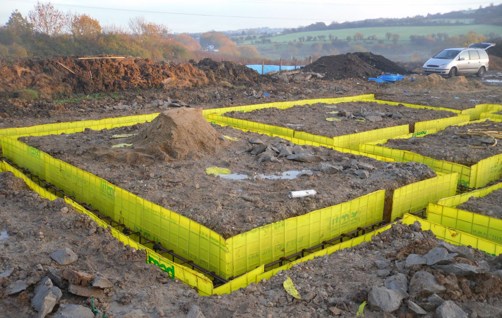 Piling   Construction Services   Underpin   U&M Group
