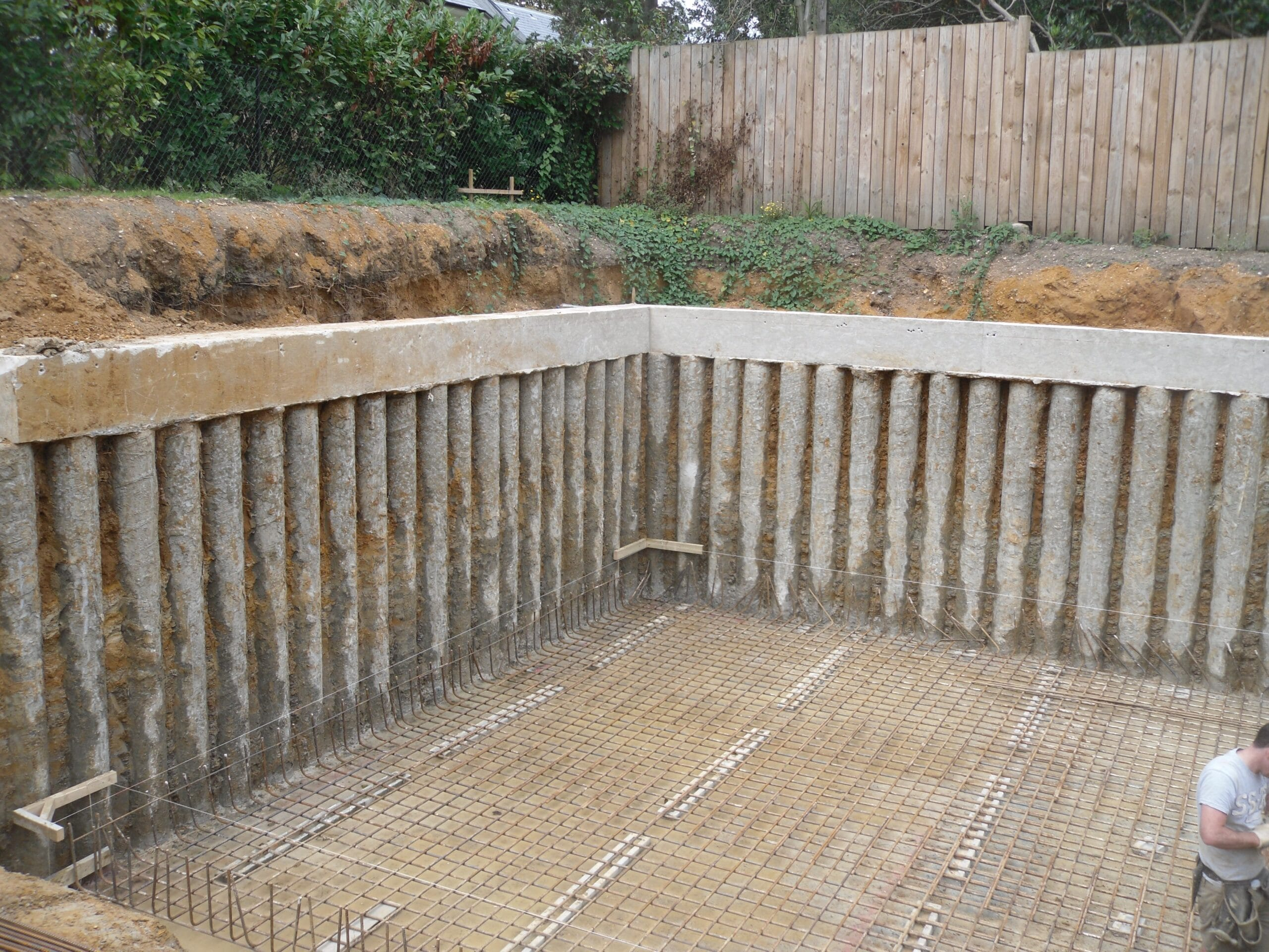 Contiguous Piling | What Is It Used For? | Underpin and Makegood